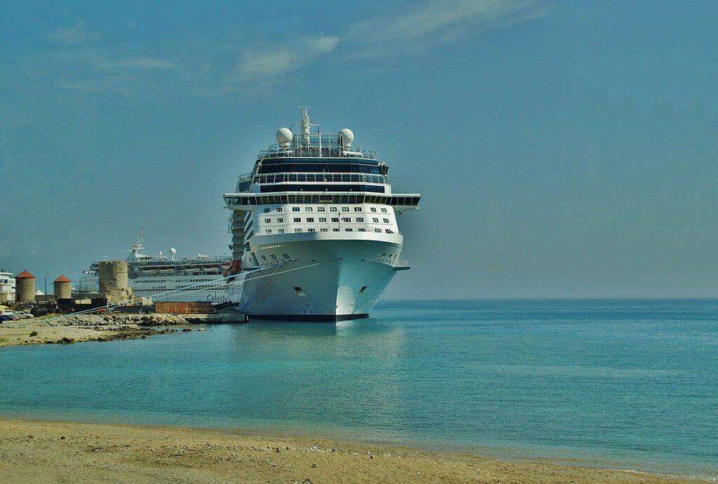 Griechische Fähren