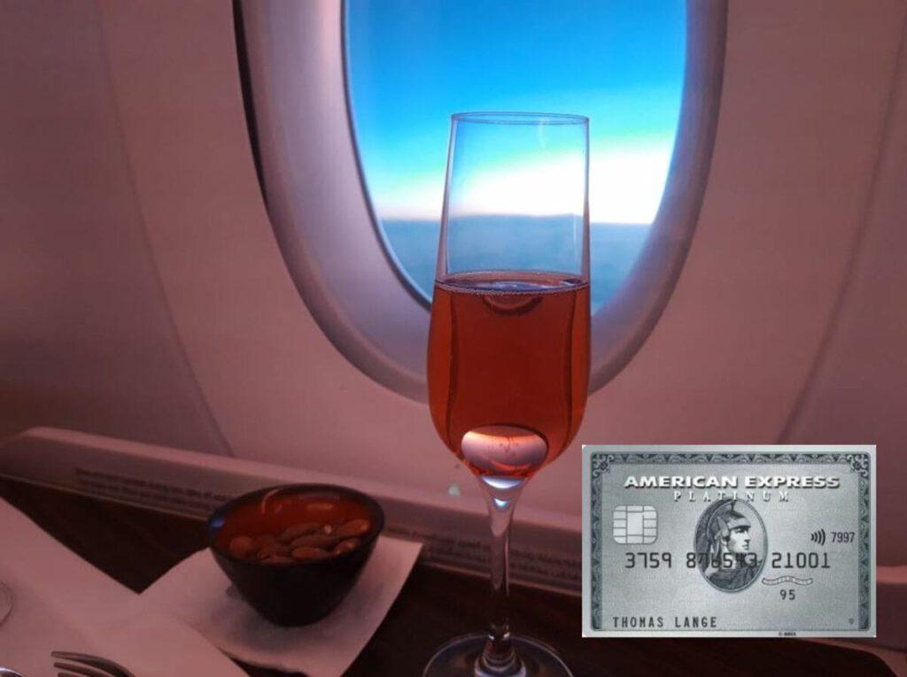 American Express Platinum mit 75000 Bonuspunkten