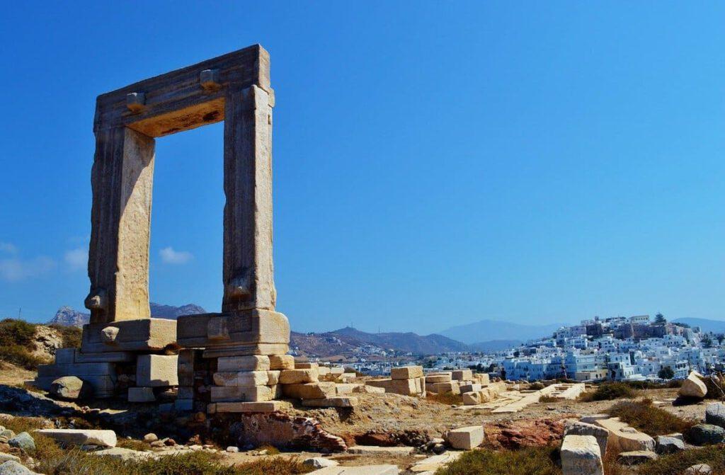 Naxos Kykladen Griechenland
