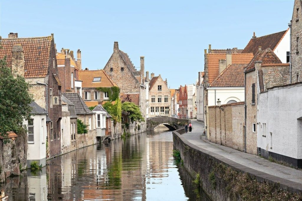 Belgien Passenger Locator Form