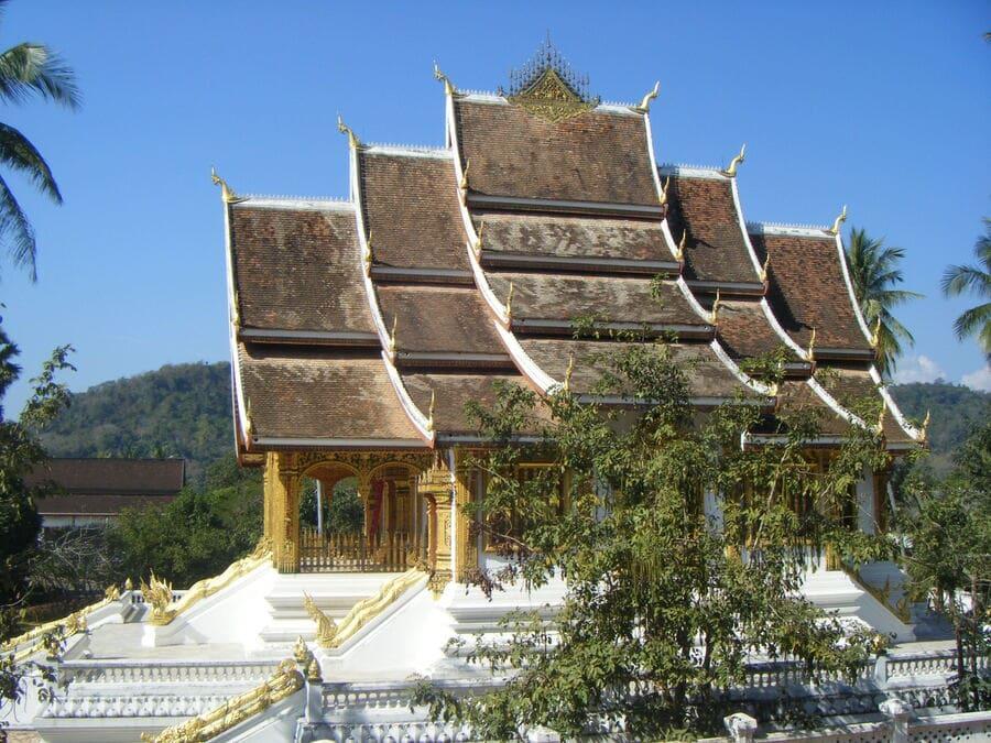 Nationalmuseum (Königspalast) Luang Prabang