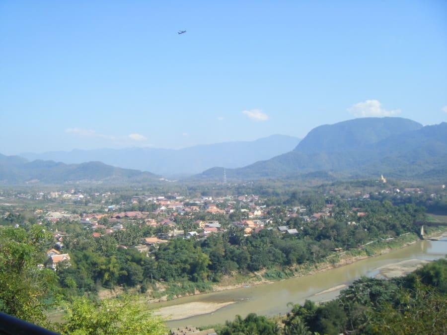Namkhan River Luang Prabang