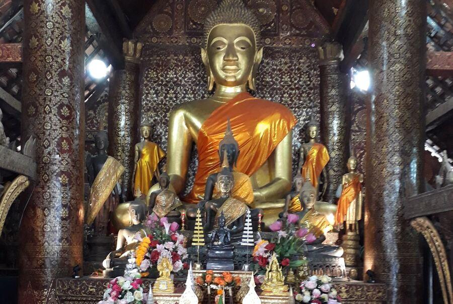 Wat Xiengthong Luang Prabang
